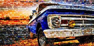 tutorial edit foto mozaik membuat foto mozaik dengan photoshop grafisia