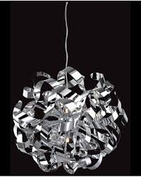 ribbon light ribbon 12 light modern pendant light 4245ch