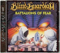 Blind Guardian Shirts Blind Guardian Battalions Of Fear Remastered Nuclear Blast Usa