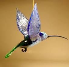 premium collectible miniature blown glass frog figurine new
