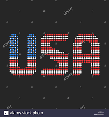 Us Flag Stripes Number Isolated Star Text American Flag Stock Photos U0026 Isolated Star Text