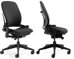 Office Chair Without Armrest 2 Office Chairs That Will Help Save Your Back Technabob