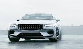 volvo polestar 2 tesla model 3 electric car rival price and