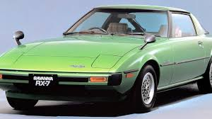 cheap mazda here is a nice mazda rx 7 that will surely pester my coworker into
