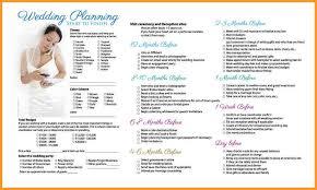 day of wedding coordinator wedding coordinator checklist letter format mail