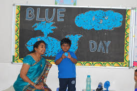 blue day celebrations welcome to dps warangal