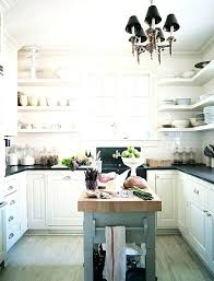 narrow kitchen with island narrow kitchen island ideas vilajar site