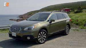 subaru outlander 2014 new 2015 subaru outback test drive review newfoundland youtube
