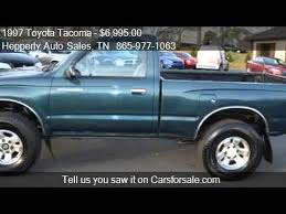 single cab toyota tacoma for sale 1997 toyota tacoma regular cab 4wd for sale in maryville