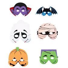 halloween masks craft 42 printable masks kids