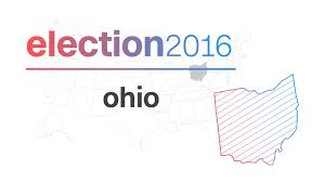 2016 Senate Map Projections by Ohio Election Results 2016