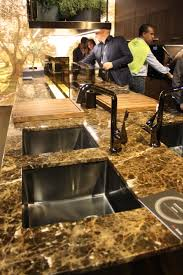 Arclinea Kitchen by New Kitchen Sink Styles Showcased At Eurocucina