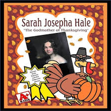 a thanksgiving story joseph hale the godmother of