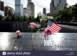 Names For The Us Flag Us Flags Flowers And Victim U0027s Photography Left On The Names On