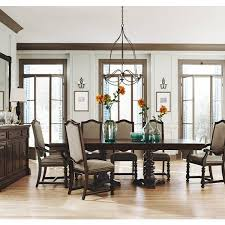 pacific canyon dining table bernhardt star furniture houston
