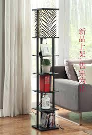 Shelf Floor Lamp Floor Lamp Floor Lamps With Shelf Zebra Print Floor Lamps With