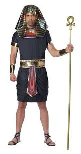 Egyptian Pharaoh Halloween Costume 38 42 Egyptian Pharaoh Costume Egyptial Costumes Ancient