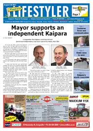 kaipara lifestyler august 24 2011 by northsouth multi media ltd