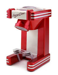 nostalgia electrics rsm 702 retro snow cone maker new mangoeste