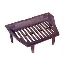 18 inch astra fire grate 4 legs cast iron grate fireplace