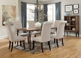 rectangle dining table set woodstock furniture value center tripton rectangular dining table w