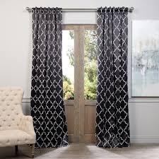 amazon com half price drapes boch kc21 96 blackout curtain