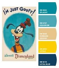 239 best disney color palettes images on pinterest disney colors