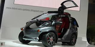 latest toyota toyota latest smart insect city car got the nice look latest cars