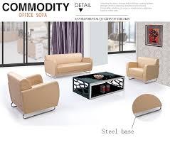 canapé de bureau liansheng meubles moderne bureau salon canapé bureau canapé en cuir