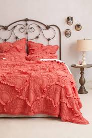 Coral Bedspread 24 Best Bedding Images On Pinterest Bedroom Ideas 3 4 Beds And