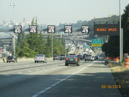 Wsdot Seattle Traffic Flow Map by The Wsdot Blog Washington State Department Of Transportation 2010