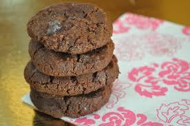 cuisine sans oeufs cookies au chocolat et à la fleur de sel sans oeuf cuisine