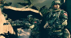Red Awn Red Dawn A Tale Of The East Vs West In Modern Video Games The