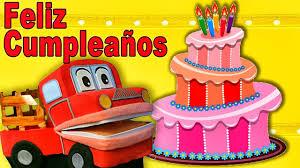 imagenes cumpleaños niños el mejor feliz cumpleaños barney el camión canciones infantiles