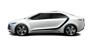 hydrogen fuel cell car toyota hyundai unveils hydrogen fuel cell u2013powered blue concept at seoul
