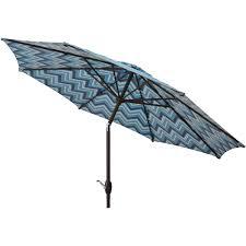 Patio Umbrella Stand Walmart by Mainstays 9 U0027 Market Umbrella Walmart Com