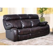 Gray Leather Reclining Sofa Leather Reclining Sofas And Loveseats Leather Reclining Loveseat