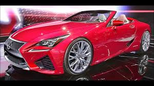 lexus sc500 for sale next generation lexus sc flagship coupe to debut next year youtube