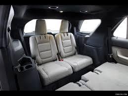Ford Explorer Interior - ford explorer 2011 interior rear seats wallpaper 53