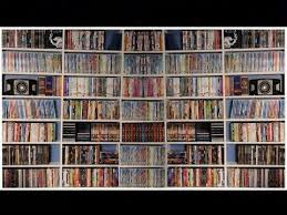 my entire dvd collection from 2010 700 titles