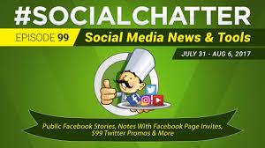 social media marketing talk show 99 stories