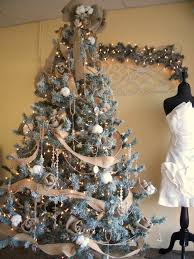 country christmas tree all natural burlap handpicked cotton
