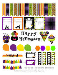 Printables Halloween by Andrea Nicole Free Printable Halloween Planner Page Decor