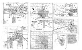 Utah County Plat Maps by Illinois County Map