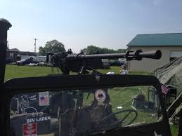 military jeep with gun this jeep is armed to the teeth the firearm blogthe firearm blog