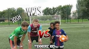 Challenge W2s Ecouter Et Télécharger Greatest W2s Football Challenges Of All