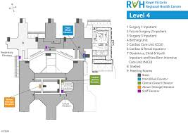 Ccu Campus Map Rvh Maps Barrie Area Physician Recruitment
