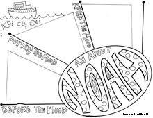 flood coloring pages noah coloring pages religious doodles