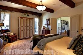 Fake Ceiling Beams by Bedroom Designs Photo Gallery Ceiling Ideas With Faux Wood