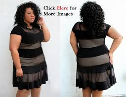 plus size clubwear complete your appearance cute black lace club